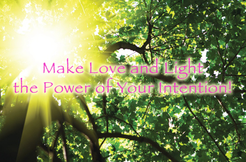 intention shine