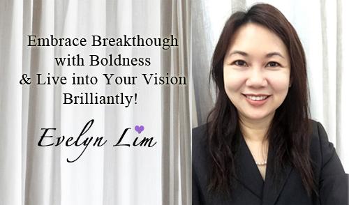 Rebrand Evelyn Lim
