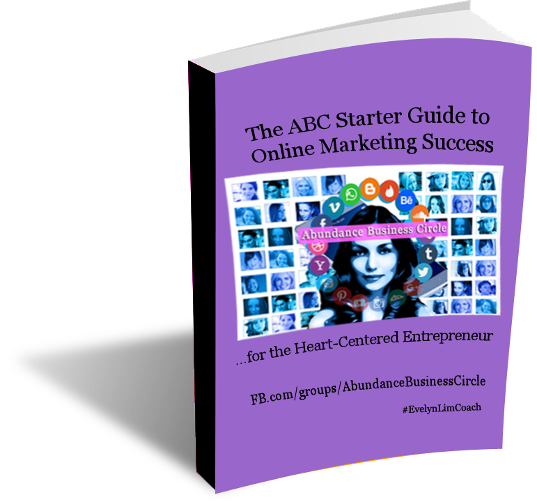 Abundance Business Circle Guide Book Cover