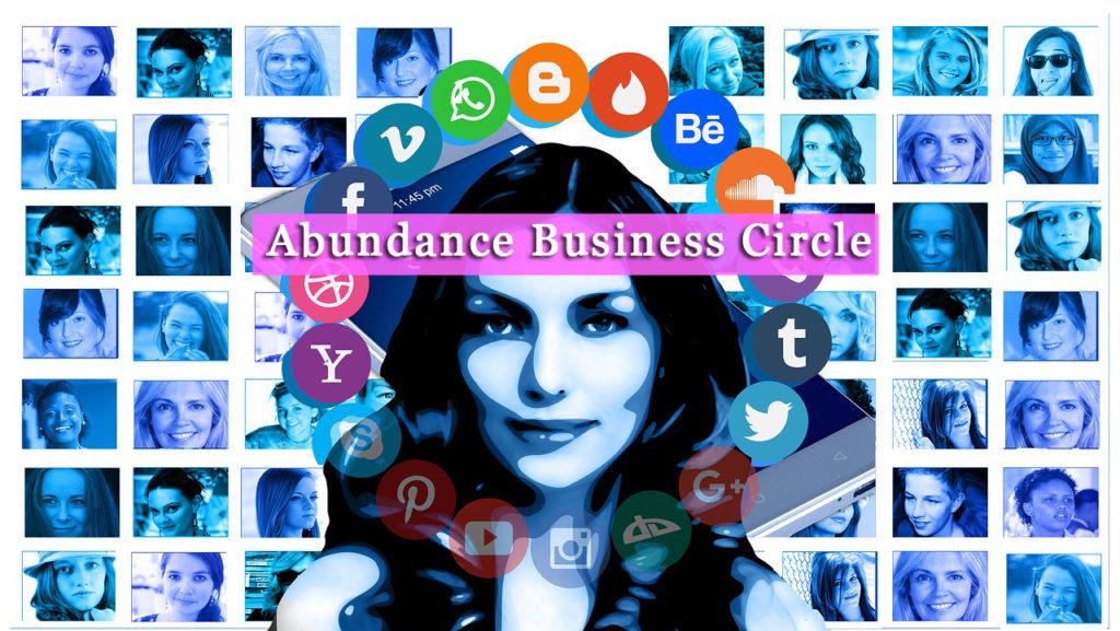 abundance business circle