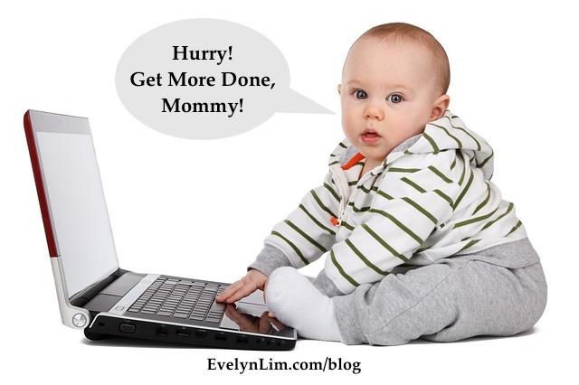 get more done mompreneur