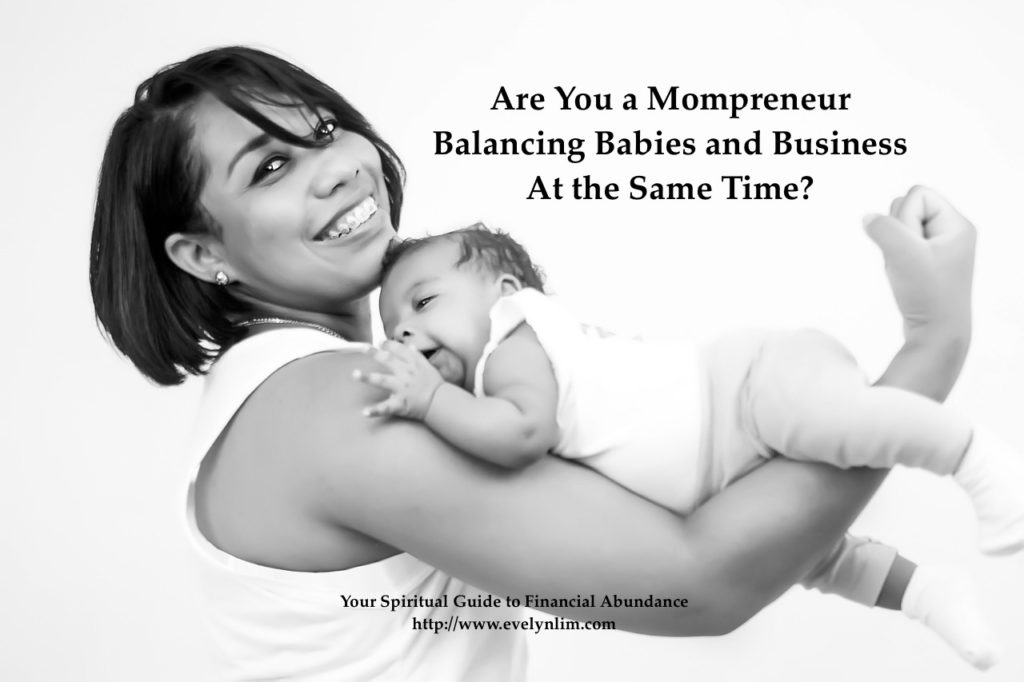 mompreenur balance business