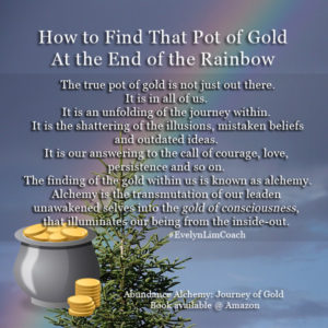 pot of gold alchemy