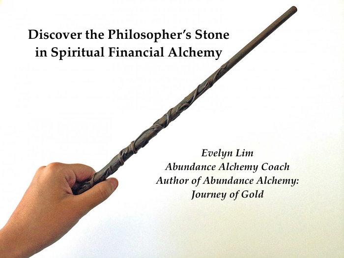 spiritual financial alchemy