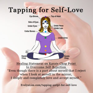 tapping script for self love