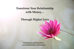 transform your relationship with money