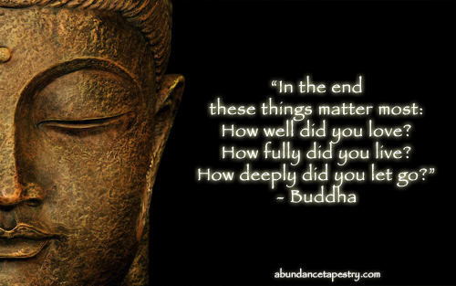 Buddha Quotes On Death And Life Simple Why Think About Death For A Life That Matters  Abundance Life