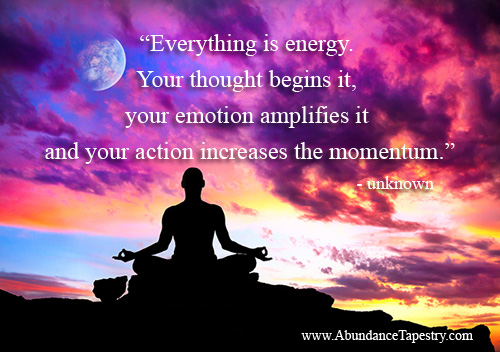 thought emotion action for manifestation abundance life coach for