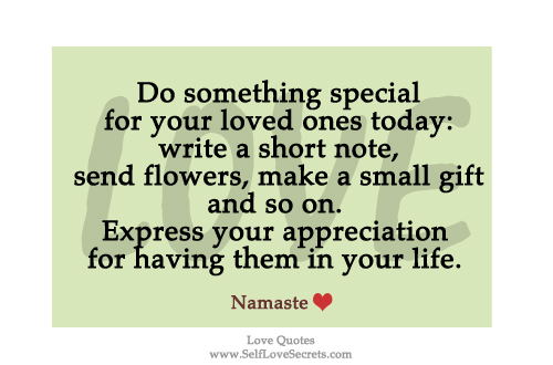 love quote for inspiration gifts