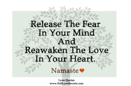 love quote for inspiration in your heart