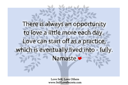 love quote for inspiration opportunity