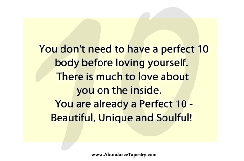 love quote for inspiration perfect love