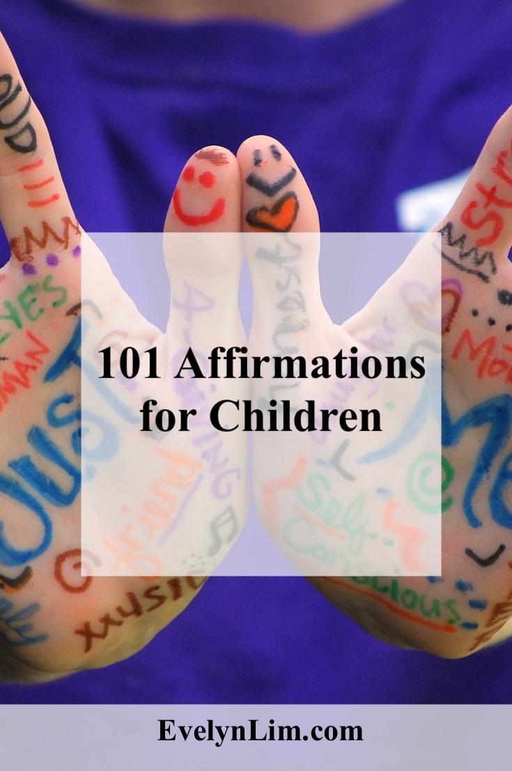 101 Affirmations For Children Abundance Life Coach Women Leaving Me A Positive Feedback Is Always Appreciated 100