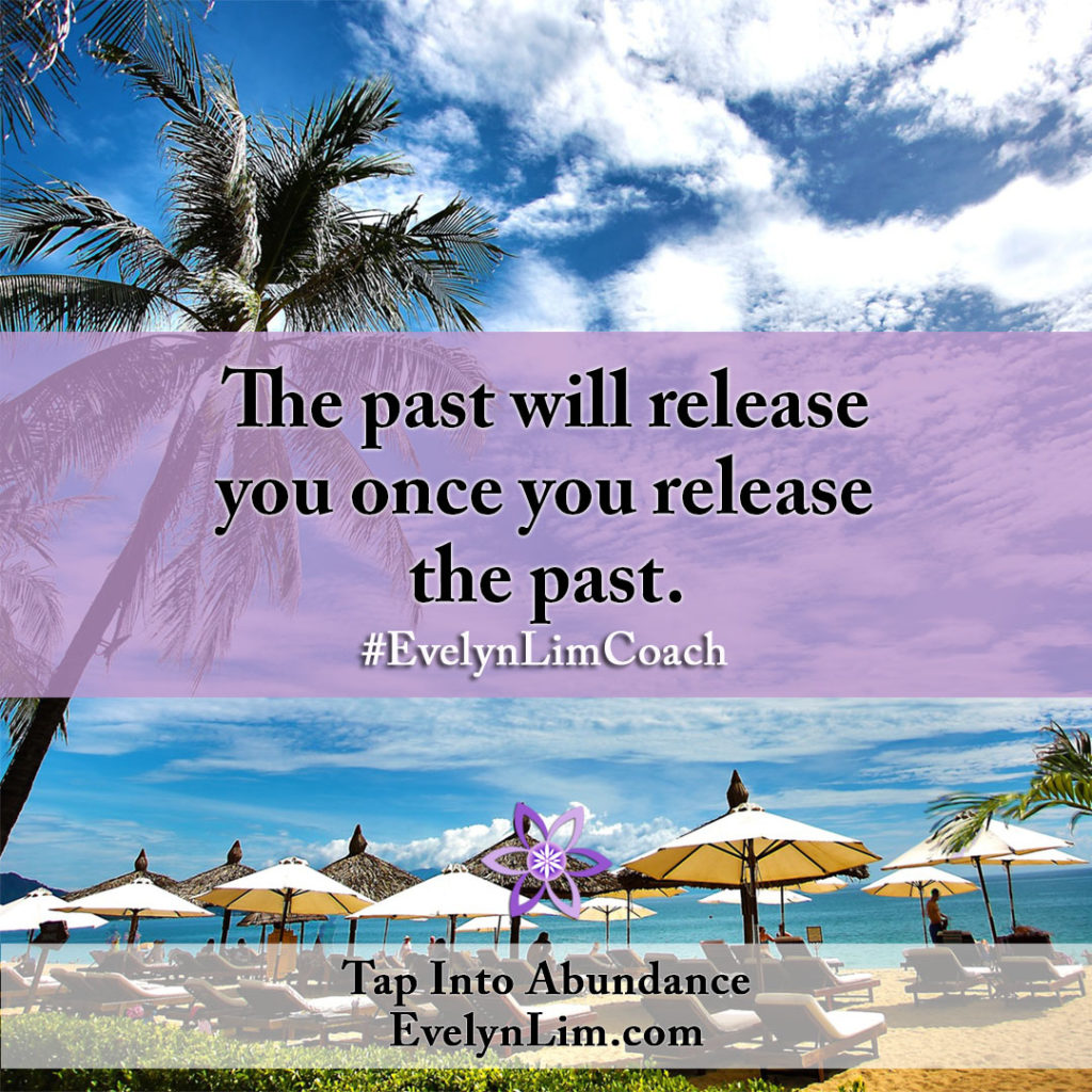 The past will release you