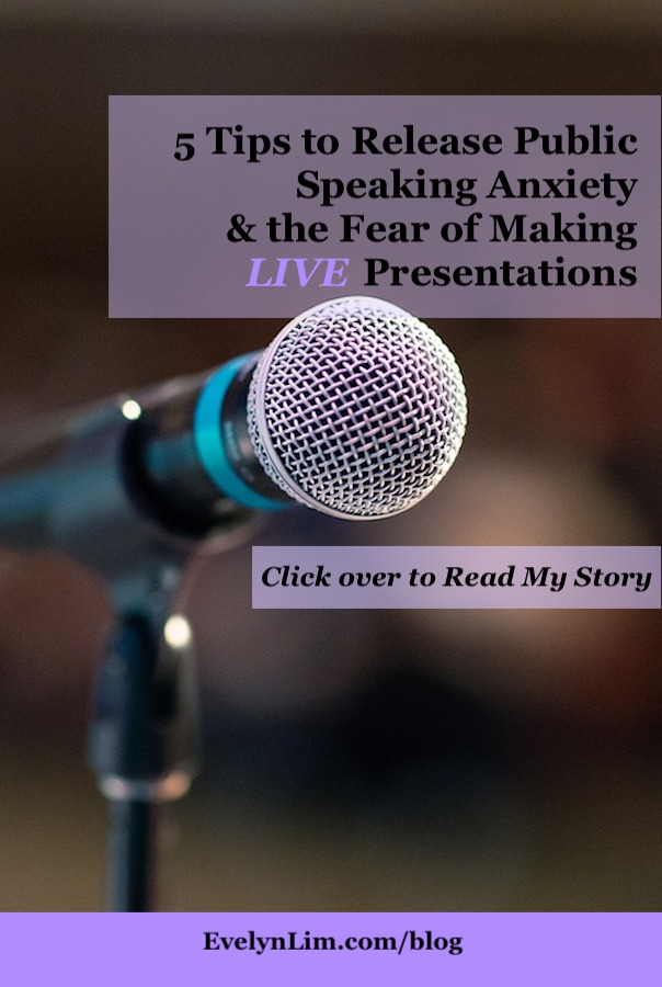 5 tips to release public speaking anxiety