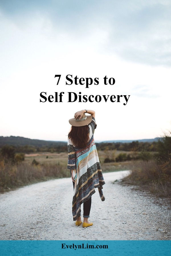 7 steps to self discovery