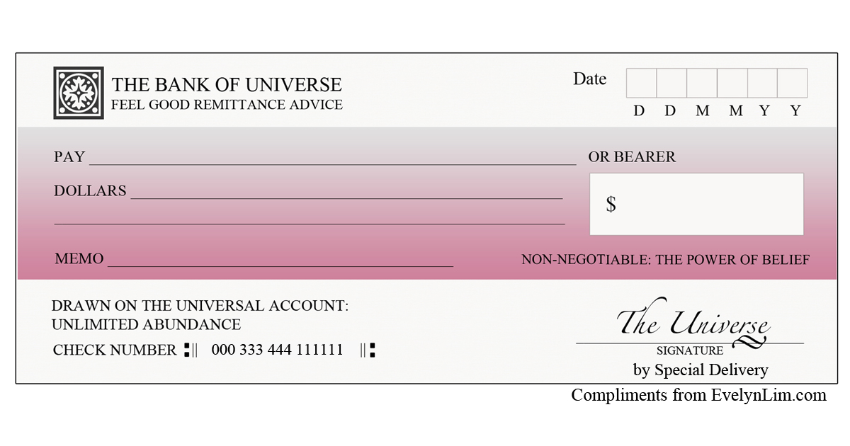 Abundance Check for New Moon Manifestation