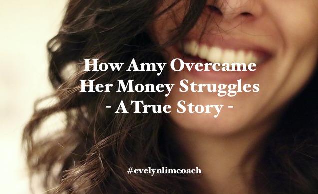 Amy Overcame Money Struggles