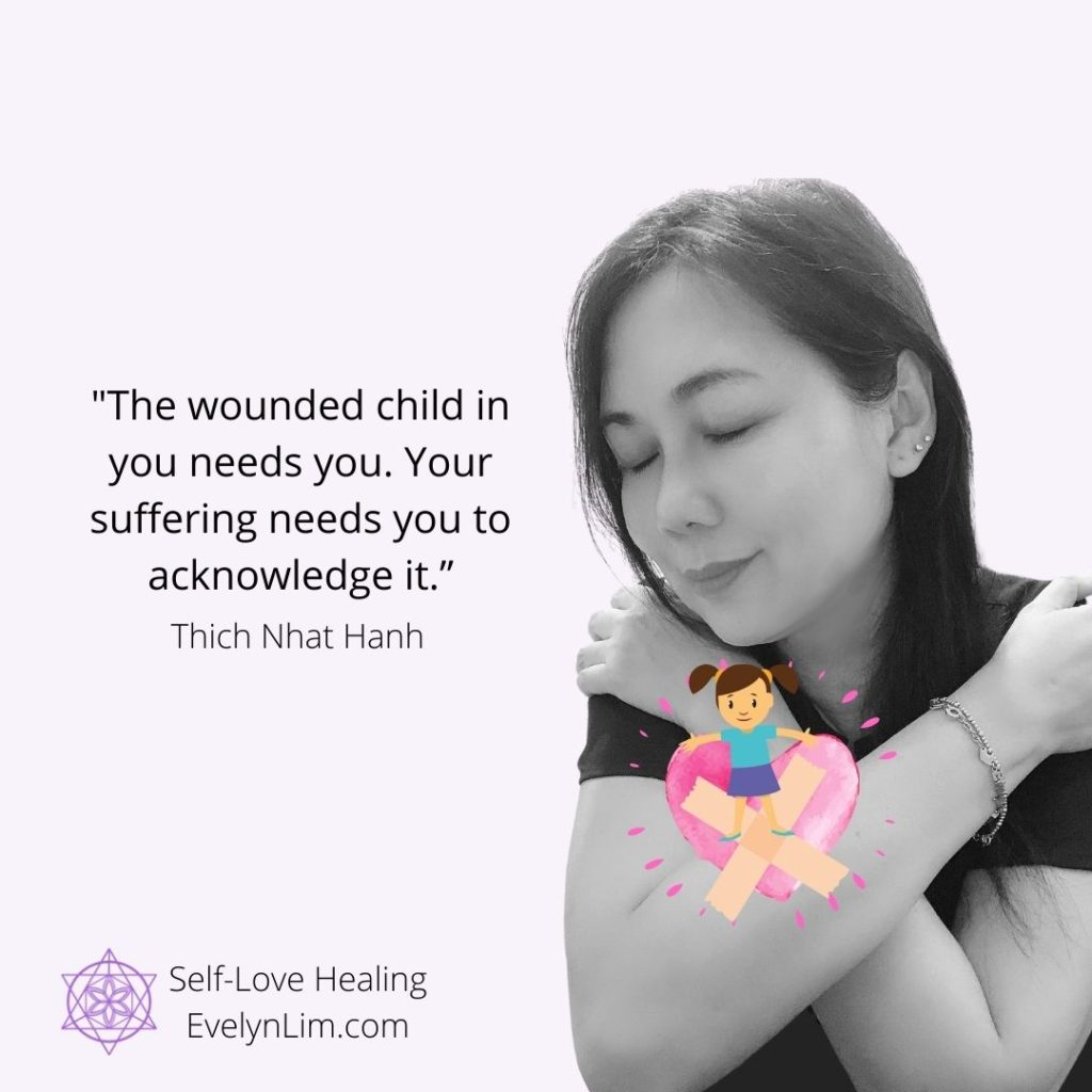 Heal Your Wounded Inner Child Thich Nhat Hanh
