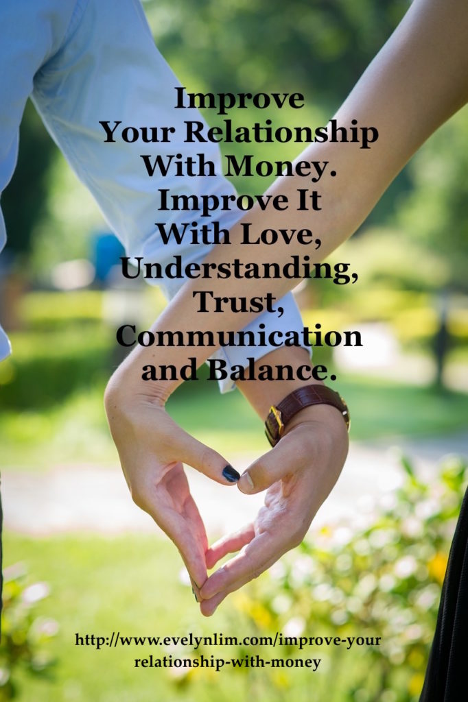 improve relationship with money
