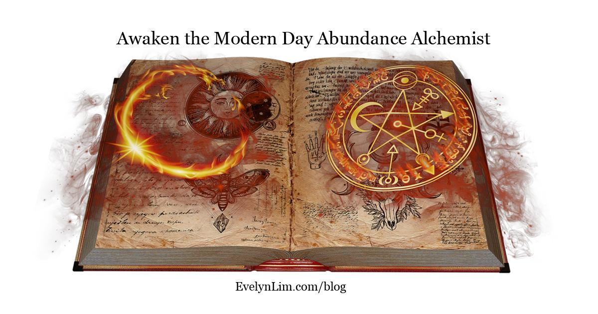 awaken the abundance alchemist