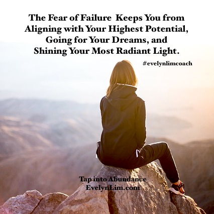 How To Overcome The Fear Of Failure Abundance Life Coach For Women