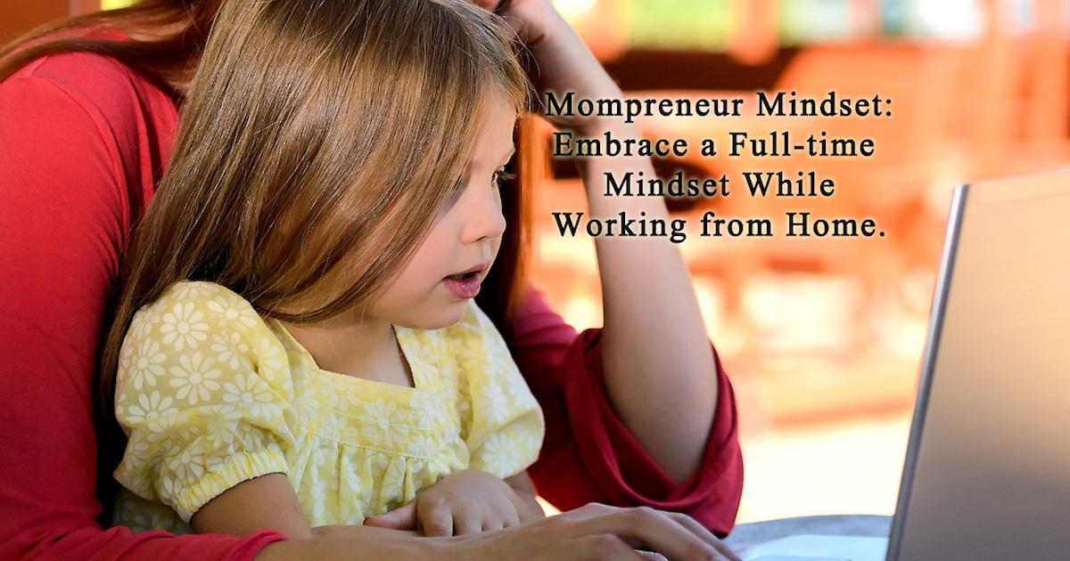mompreneur mindset