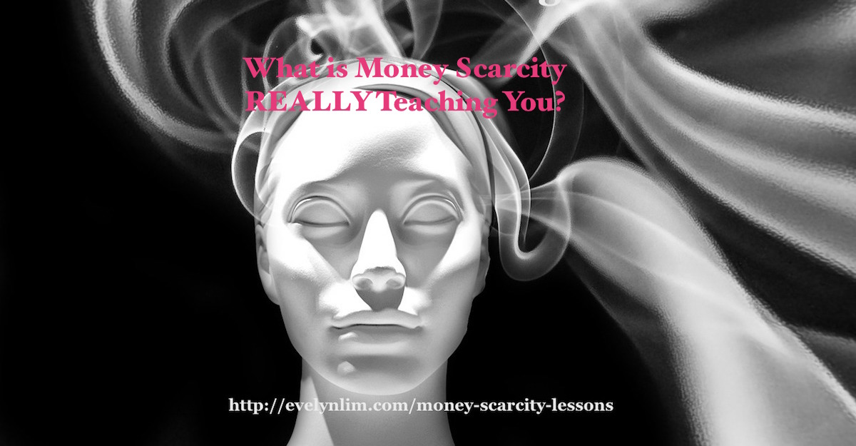 money scarcity lessons
