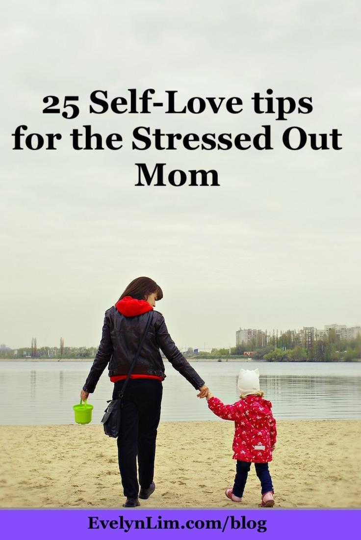 self-love tips for moms