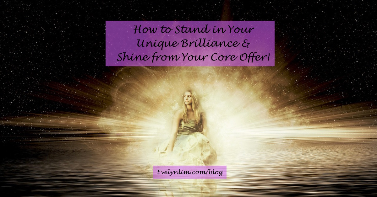 your unique brilliance