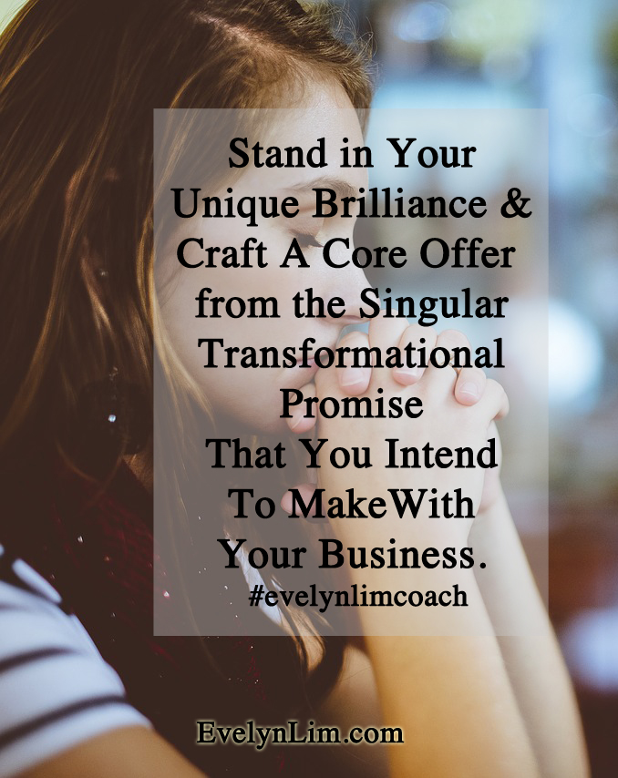 Stand in Your Unique Brilliance